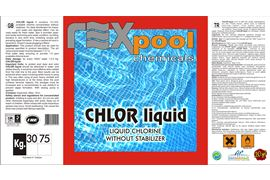 rexpool CHLOR liquid