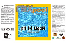 rexpool pH (-) liquid
